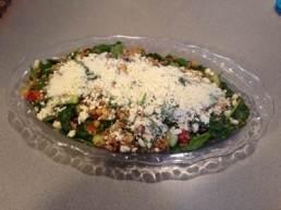 Greek Grain Salad 1