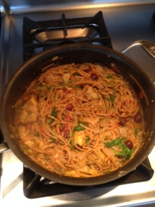 onepot pasta cooked II
